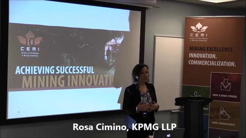 Lecture: The Dealer Dilemma by Rosa Cimino KPMG, LLP
