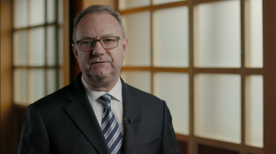 Mark Cutifani, CEO Anglo American on the importance of Mining Innovation