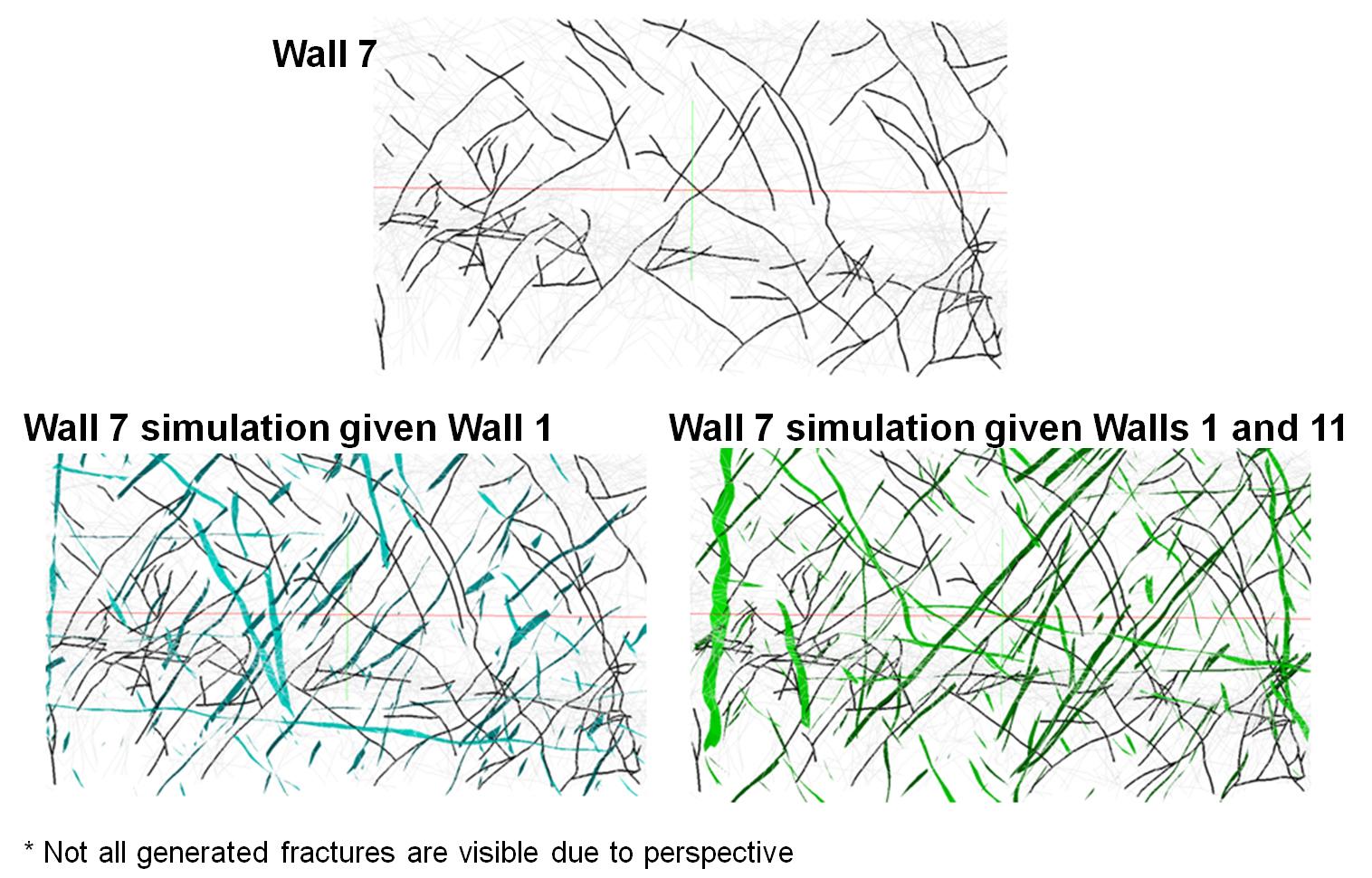 MOFRAC discrete fracture network modeling software