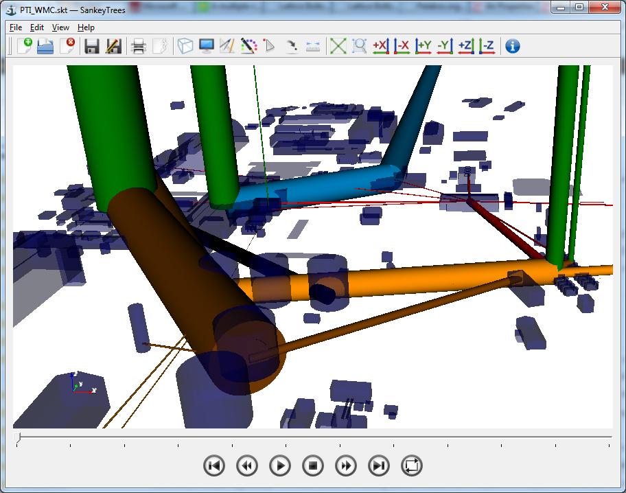 Sankey Trees: Visualization of energy flows - CEMI