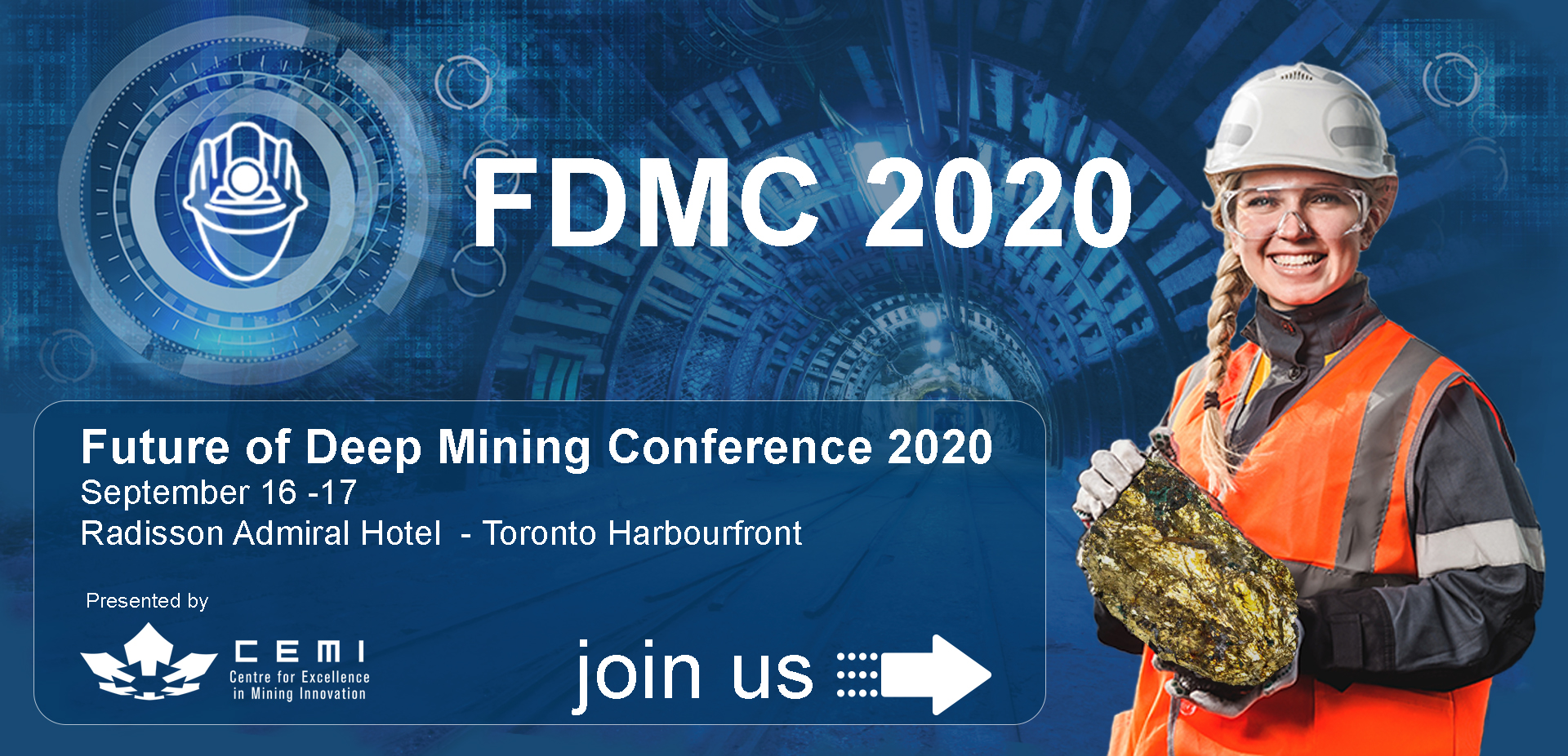 Future of Deep Mining Conference 2020