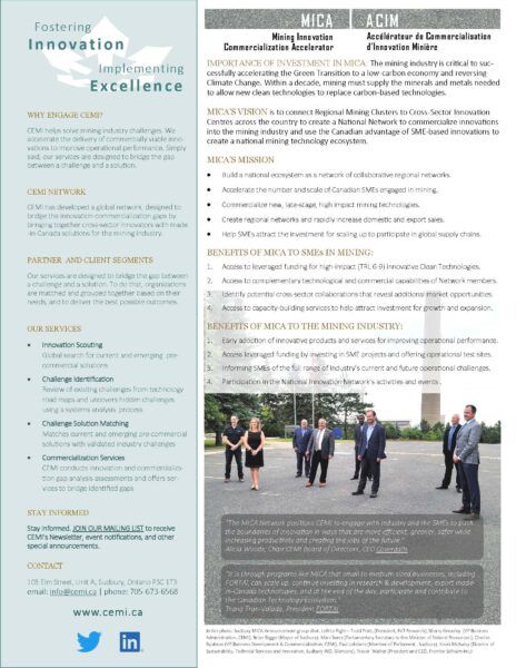 CEMI Newsletter July 2021 page 2