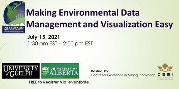 Greenland - Environmental Data Management and Visualization